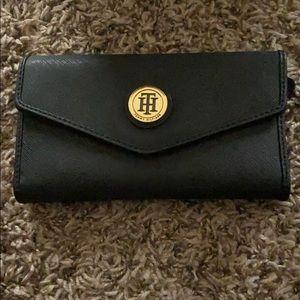 Trifold envelop wallet